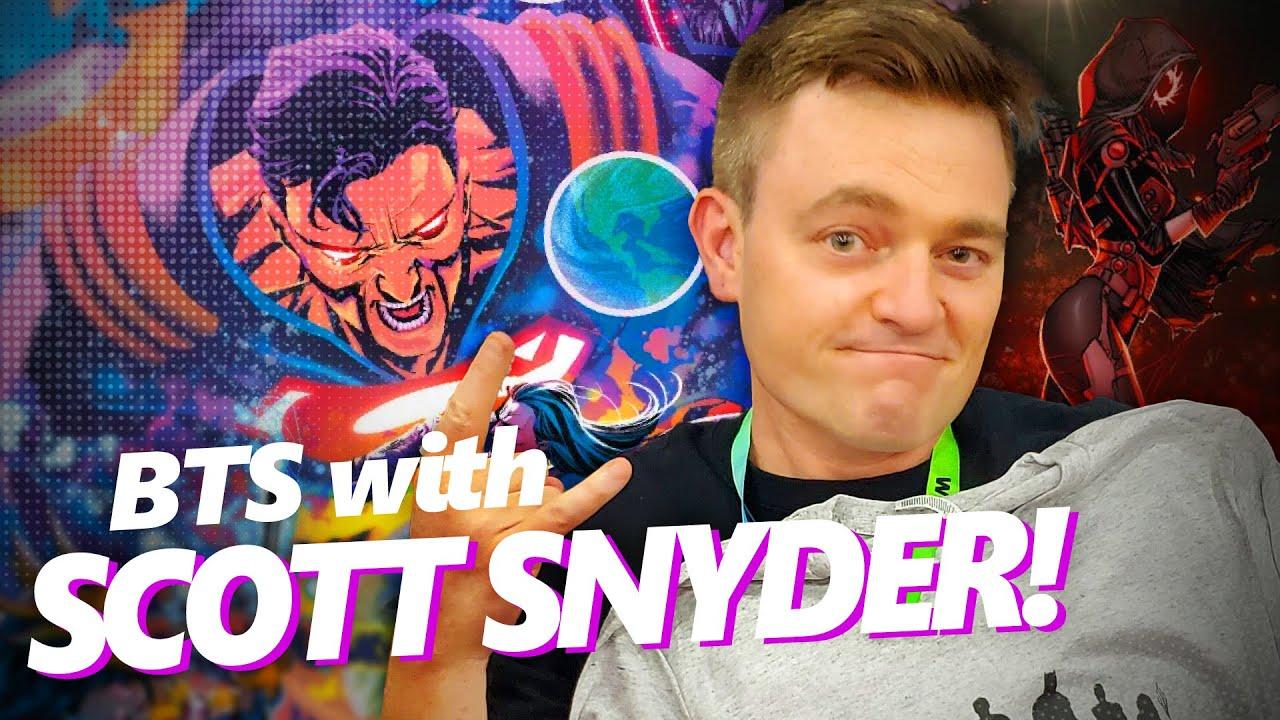 Scott Snyder and Death Metal