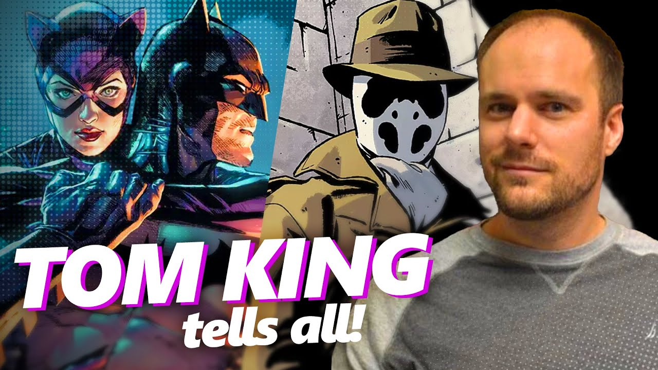 Interview with Tom King